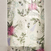 Elle Floral Blackout Window Panel   Urban Outfitters
