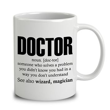 Doctor Someone Who Solves A Problem