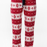 Christmas Pants Micro Polar Fleece Pants  Loose Fit  Pajama Pants Lounge Pants Gift For Her