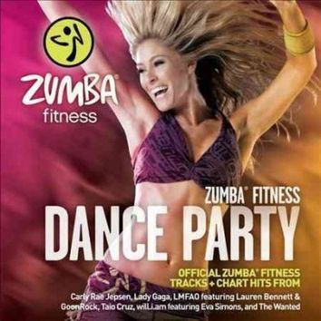 CREYCY2 ZUMBA FITNESS DANCE PARTY