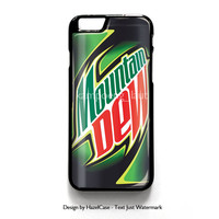 Funny Mountain Dew for iPhone 4 4S 5 5S 5C 6 6 Plus , iPod Touch 4 5  , Samsung Galaxy S3 S4 S5 Note 3 Note 4 , and HTC One X M7 M8 Case Cover