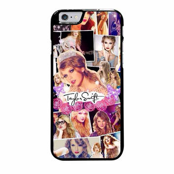 taylor swift collage photo iphone 6 plus 6s plus 4 4s 5 5s 5c cases