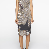 Lauren Leopard Dress