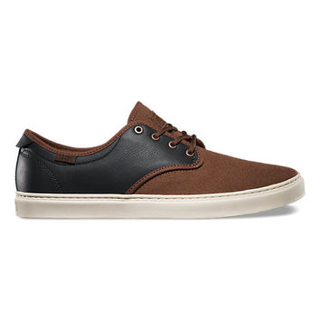 Vans OTW Men Ludlow Wellworn Brown/Antique