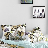 Plum & Bow Butterfly Sham - Set Of 2 - Urban Outfitters