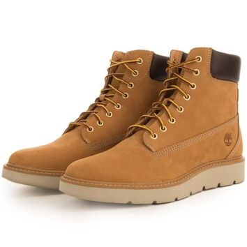 "The Kenniston 6"" Boot in Wheat Nubuck"