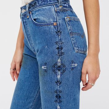 Free People Heirloom My Thai Jean