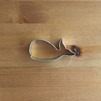 """Whale Cookie Cutter 4"""""""