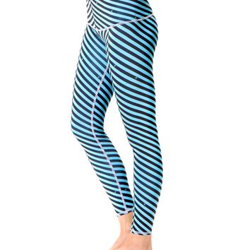 Teeki Blue Balanced Traveler Hot Pant