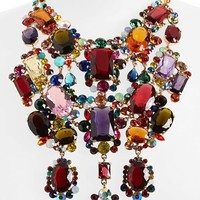 Women's Natasha Couture 'Carnival' Statement Necklace