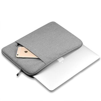 Nylon Laptop Notebook & Accessories Protective Carry Case