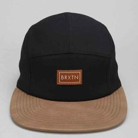 Brixton X UO Creek 5-Panel Hat