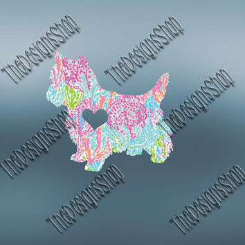 Yorkshire Terrier Yorkie Heart Design | Lab Mom | Dog Mom SVG File | Dog Design File | Svg Dxf PDF Sure Cuts A Lot Silhouette Cricut | 200