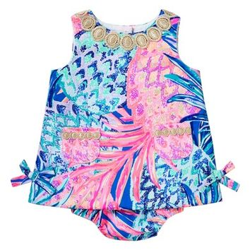 Lilly Pulitzer® Baby Lilly Shift Dress (Baby Girls) | Nordstrom