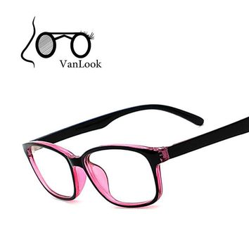 Women Computer Glasses for Men Anti Blue Ray Spectacle Frame Transparent Eyeglass Armacao Oculos de Grau Clear Lens