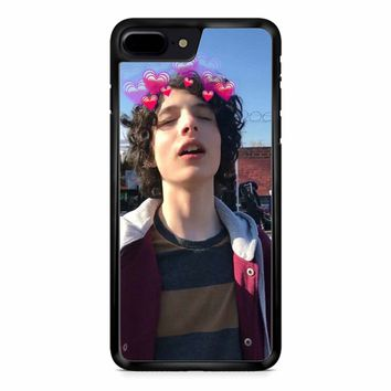 Finn Wolfhard Love iPhone 8 Plus Case