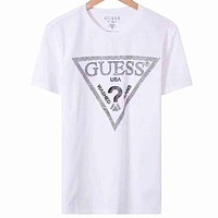 Guess Women Men Fashion Casual Shirt Top Tee