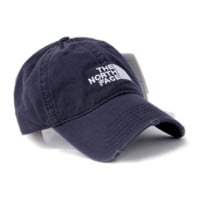 Navy Blue The North Face Casual Classics Embroidery Cap Hats