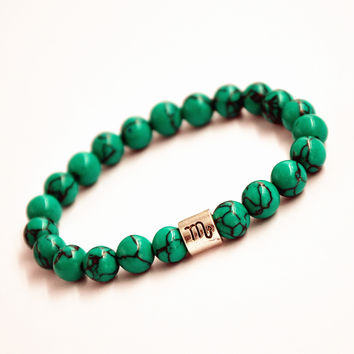 Hot Sale Awesome Gift Shiny New Arrival Great Deal Handcrafts Accessory Stylish Turquoise Bracelet [4970305924]