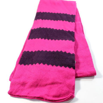 Adidas 3 Stripes Scarf Plum Pink Unisex One size