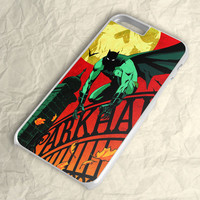 Batman Joker Quinn iPhone 6 Case