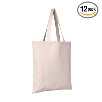 """Canvas Tote Bag 