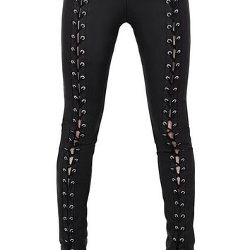 Viper | LACE-UP LEGGINGS