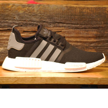 NMD R1 Black/Charcoal S31504 Adidas Runner Boost
