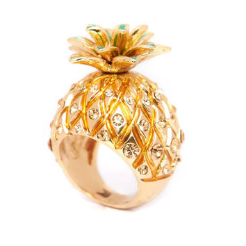 Pineapples! Ring