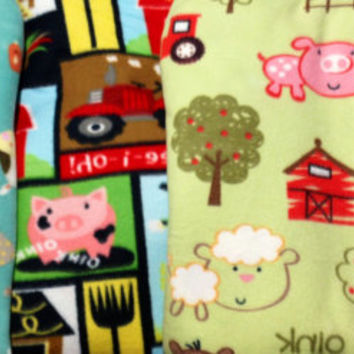 Mini pig rooting blanket made to order - velvety soft sherpa/faux suede/fleece heavy duty Winchester pet blanket for mini pigs, dogs, cats..