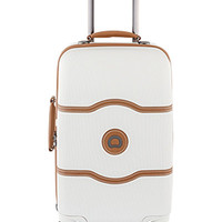 Delsey Chatelet Plus 21 Carry-On Hardside Spinner Suitcase - Upright Luggage - Macy's