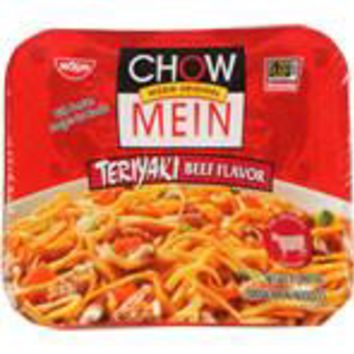 Nissin Teriyaki Beef-Flavored Original Chow Mein Meals, 4 oz.