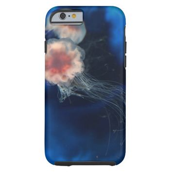 Jellyfish in Space Barely There iPhone 6 Case