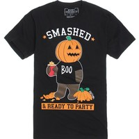 Riot Society Smashed T-Shirt - Mens Tee - Black