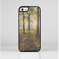 The Vivia Colored Sunny Forrest Skin-Sert Case for the Apple iPhone 5/5s