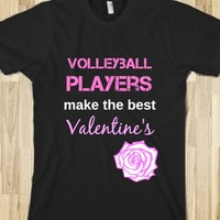 """""""Volleyball Players"""" Tee"""
