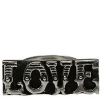 Love Bar Ring