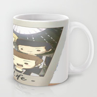 One Direction Story of My Life Cartoon Mug by xjen94