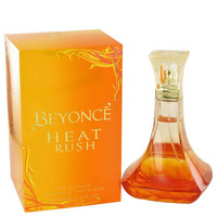 Beyonce Heat Rush by Beyonce Eau De Toilette Spray 3.4 oz