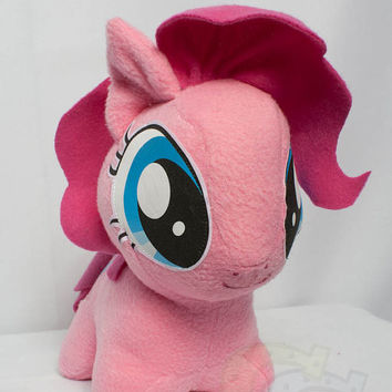 Chibi Pinkie Pie MLP Hand-Made Custom Craft Plush