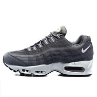 NIKE Air max Sneakers Running Sports Shoes gray H-CSXY