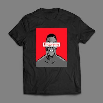 MIKE TYSON'S PUNCH OUT 8-BIT THUPREME T-SHIRT
