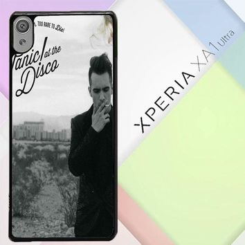 Panic At The Disco Album Cover F0590 Sony Xperia XA1 Ultra Case
