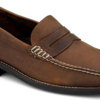 Sperry Top-Sider Essex Penny Loafer Brown, Size 10.5M  Men's Shoes