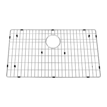 DAX-GRID-3018B / DAX GRID FOR KITCHEN SINK, STAINLESS STEEL BODY, CHROME FINISH, COMPATIBLE WITH DAX-3018B, 28-1/4 X 17-1/4 INCHES