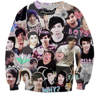 Phan - Tumblr Sweatshirt