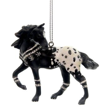 Trail Of Painted Ponies WINTER BEAUTY ORNAMENT Christmas Snowflakes 6001109