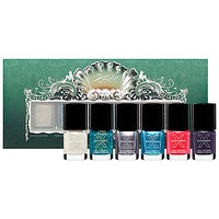 Disney Collection Ariel Whatcha-Nail-Callit 6 Piece Nail Set