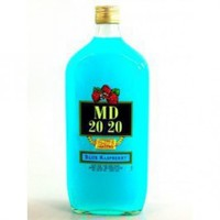 MOGAN DAVID 20/20 BLUE RASPBERRY | Liquor Mart Boulder CO