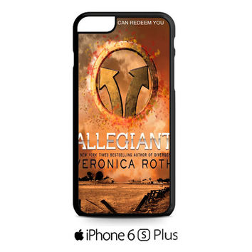 Divergent Dauntless iPhone 6S  Plus  Case